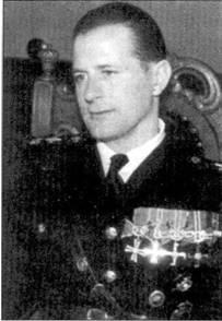 Командир HLeLv-31 (бывшая эскадрилья HleL v-24) майор Йорма Кархунен, снимок 1945г.