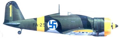 Фиат G.50 капитана Олли Пухакка, Каилиасилта, декабрь 1942г.
