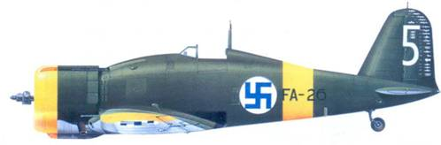 Фиат G.50 <a href='https://arsenal-info.ru/b/book/1065055311/27' target='_self'>уоррент-офицера</a> Ойва Туоминена. октябрь 1942г.