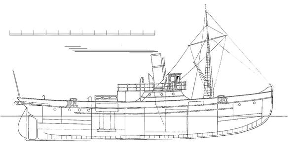 III.Балтийские ледокольные буксиры-спасатели