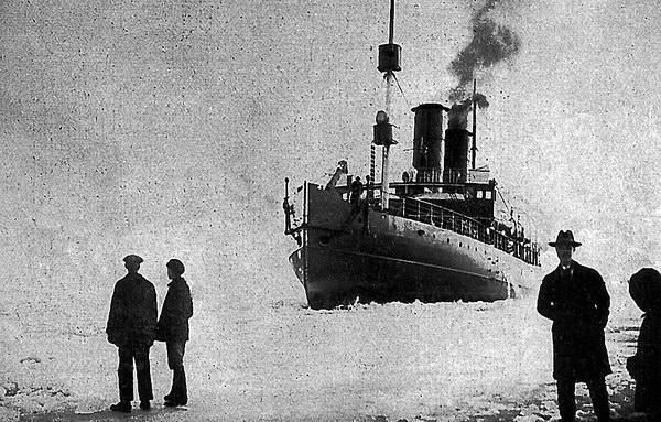 §2. Рижский ледокол «Петр Великий»