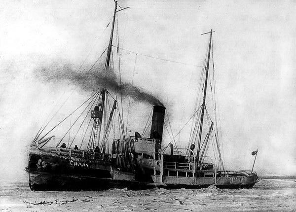 §5.5. Ледокольные пароходы