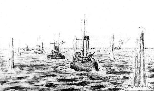 §3.1. Судьбы южных ледокольных судов