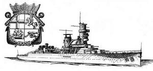 Александр Донец   Голландские крейсера Второй Мировой войны