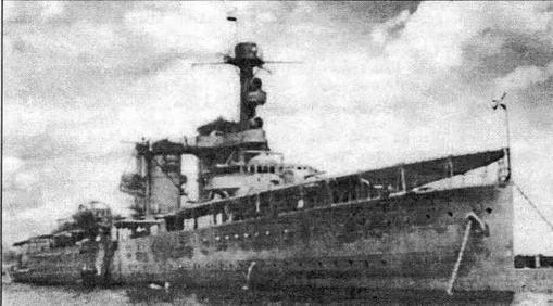 Крейсер Java после модернизации