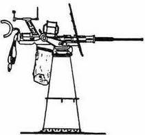 20-мм зенитное орудие Oeriikon MkIV/MkIII