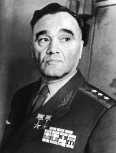 Дважды Герой Социалистического Труда, генерал-полковник А.С. Яковлев