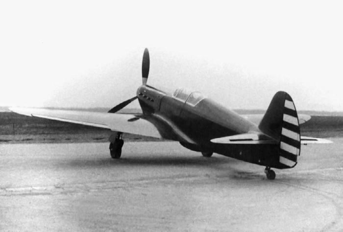 Истребитель И-26–1 – первый прототип Як-1