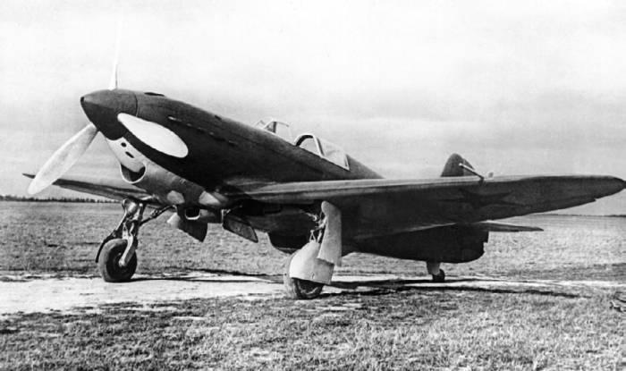 Серийный Як-1 (завод №301), 1940 год