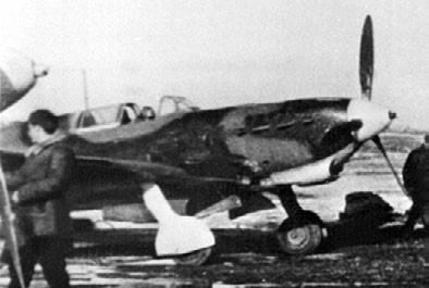 Як-7, март 1943г.