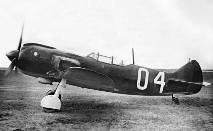 Ла-5 ФН образца 1943 года