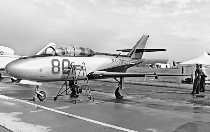 Спустя почти сорок лет Як-30 №80, хранившийся в ОКБ, был реставрирован и доведен до летного состояния