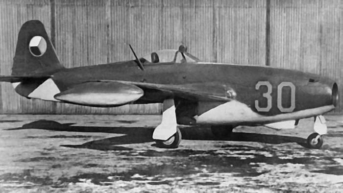 Як-17 чехословацких ВВС
