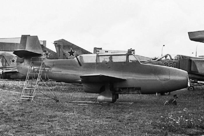 Як-23УТИ из музея ОКБ имени А.С. Яковлева