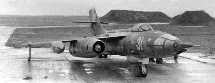 Бомбардировщик Як-28И с РЛС «Инициатива-2»