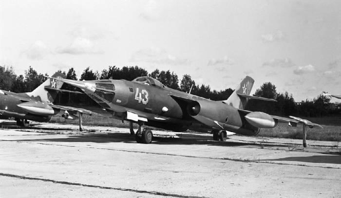 Постановщик помех Як-28ПП
