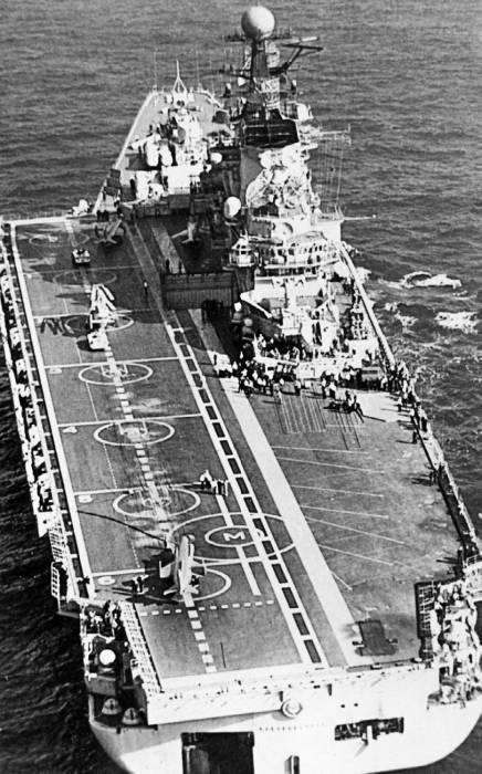 Авианесущий крейсер «Киев»