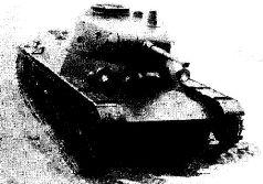 Интерьер танка Т-50 Кировского завода, 1940 г.