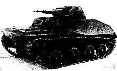 5.5. Легкие танки начала войны