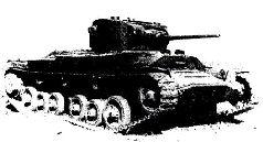 """Разгрузка танков """"Матильда"""" в Архангельском порту. Осень 1941 г."""