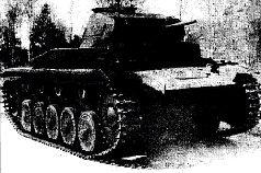 Немецкий легкий танк PzKpfw 35(t), 1942 г.