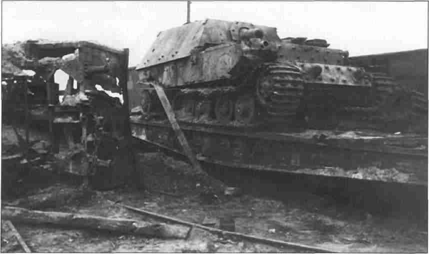 Освобождённая ст. Орёл-товарная. Август 1943г. (Фото— «Фронтовая иллюстрация» 1943г.)