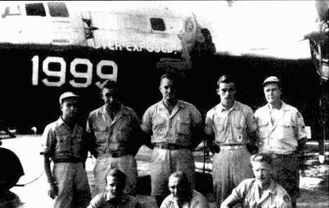 «Over Exposed» – подходящее на звание самолета фоторазведки. Этот F-13А (44-61999) действовал в составе 2-го воздушного флота США, 1946 год.