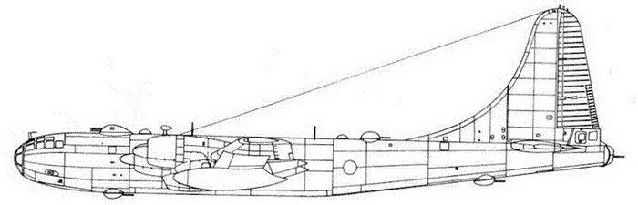 Boeing B-50D