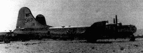 «Вашингтон В Мк.1», возращенный Штатам в марте 1954 года.