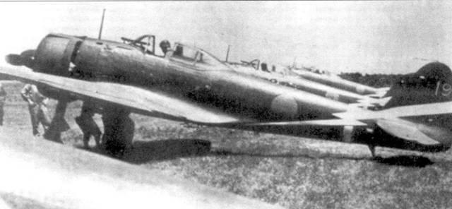 Ки-43-1-Хей, 2-й чу тай, 50-й сен тай, Бирма, лето 1942 года.