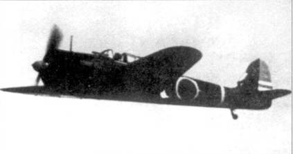 Ки-43-I-Хей, 3-й чутай, 1-й сентай, Бирма, лето 1942 года.