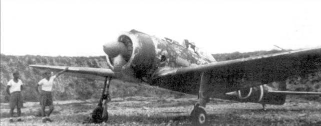 Ки-43-I-Хей, 2-й чутай, 64-й сентай, Бирма, конец 1942 года.