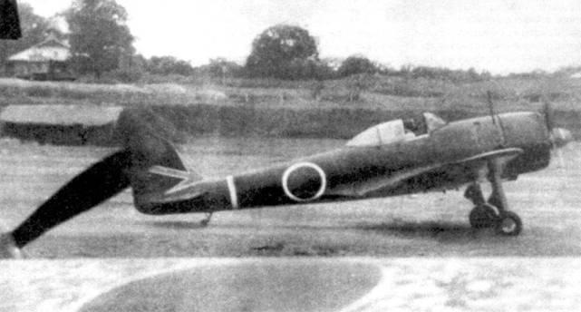 Ки-43-Il-Ko, 3-й чутай, 64-й сентай, Бирма, вторая половина 1943 года.