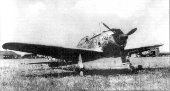 Ки-43-II-Ko, 1-й чутай 25-й сентай, Нанкин, Китай, осень 1943 года.