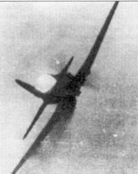 8 мая 1952г. капитан Ричард X. Шонеман из 16-й истребительной эскадрильи сбил над аллеей МиГов штурмовик Ил-10. Это был единственный штурмовик, сбитый «Сейбром».