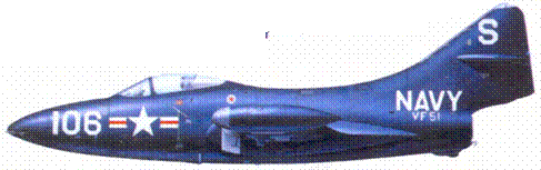 F9F лейтенанта Леонарда Плога