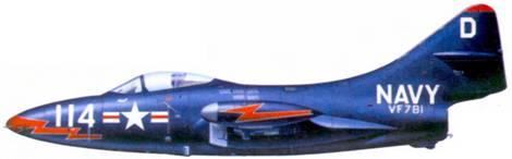 F9F лейтенанта Миддлтона
