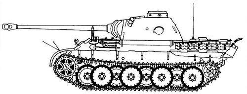 Panzer V «Panther» (Sd.Kfz.171)