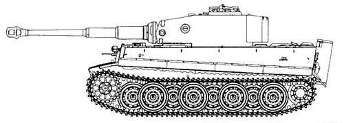 Panzer VIE «Tiger» (Sd.Kfz.181)