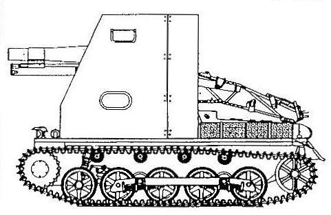 15 cm sIG 33 auf Pz.Kpfw.I Ausf.B
