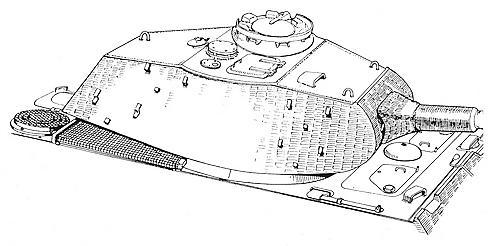 Panzer VIB «TigerII» (Sd.Kfz.182)
