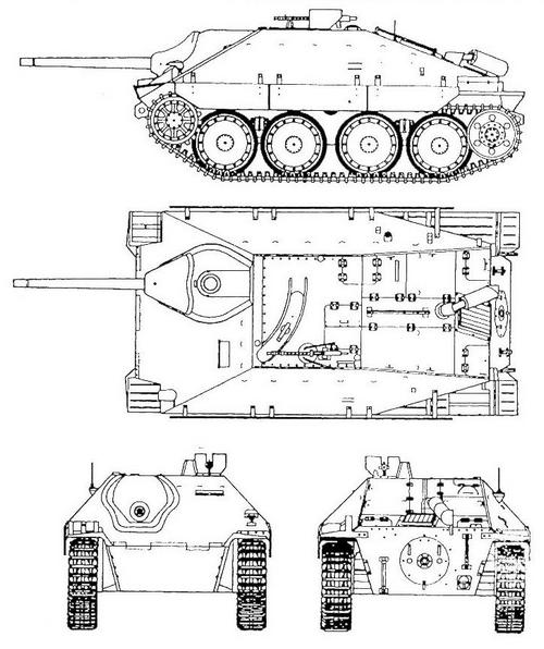 7,5 cm Panzerj?ger 38(t) Hetzer