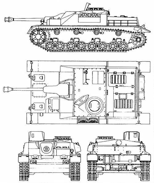 Sturmgesch?tzIV (Sd.Kfz.163)