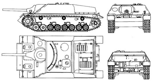 JagdpanzerIV (Sd.Kfz.162)