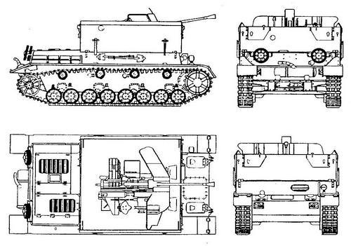 3,7 cm Flak auf Pz.IV