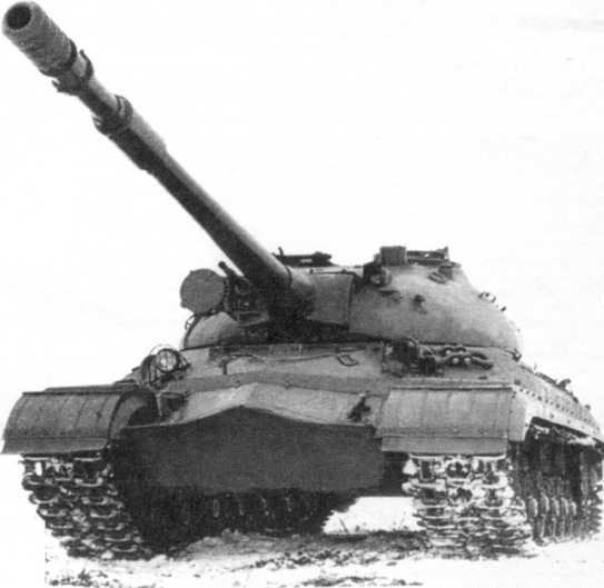 50.Тяжелый танк Т-10М выпуска Челябинского тракторного завода. 1960 год (ИЖ).