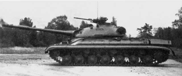 51.Тяжелый танк Т-10М выпуска 1959 года (АСКМ).