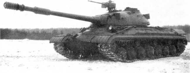 53.Тяжелый танк Т-10М выпуска Ленинградского Кировского завода. 1961 год (ИЖ).