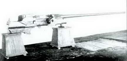 57-мм танковая пушка ЗИС-4.