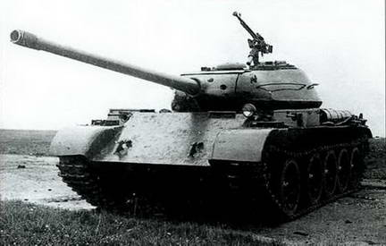 Танк Т-54 № 2. Осень 1946 г.